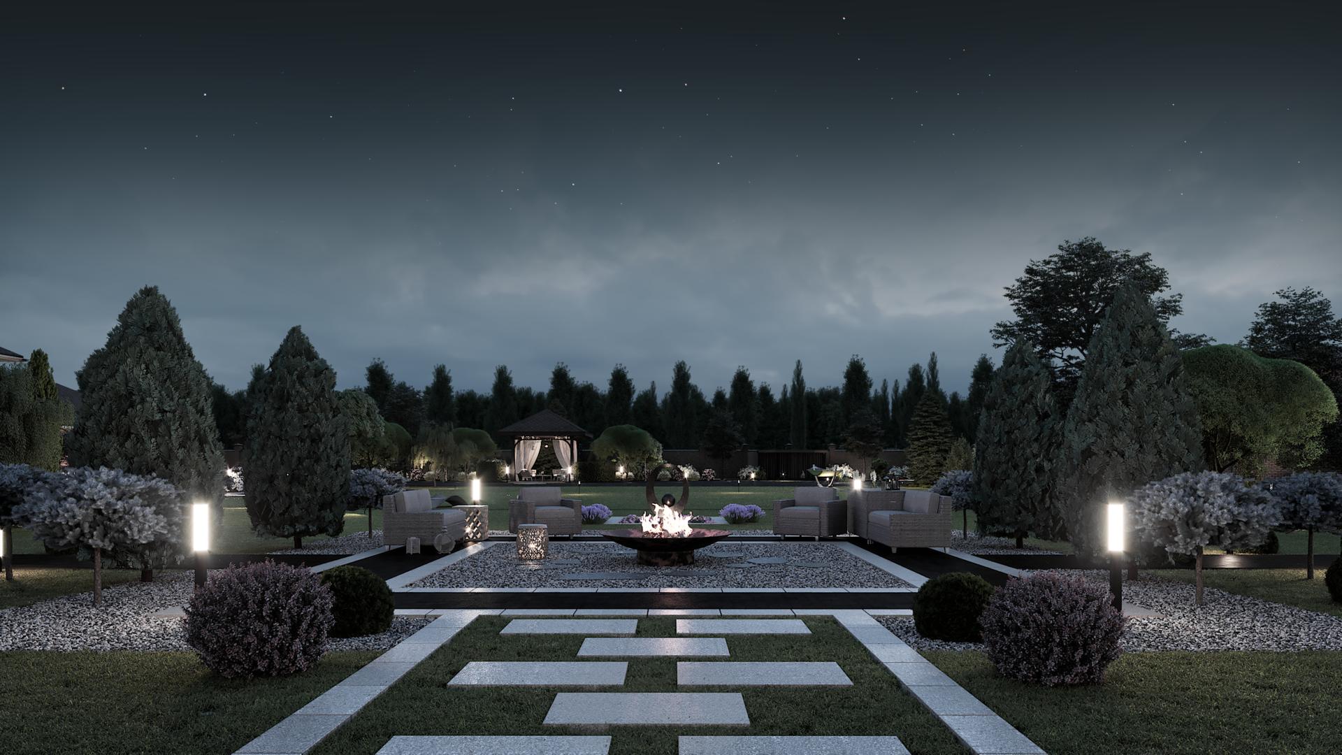 Architecture<br>Landscape<br>Interior